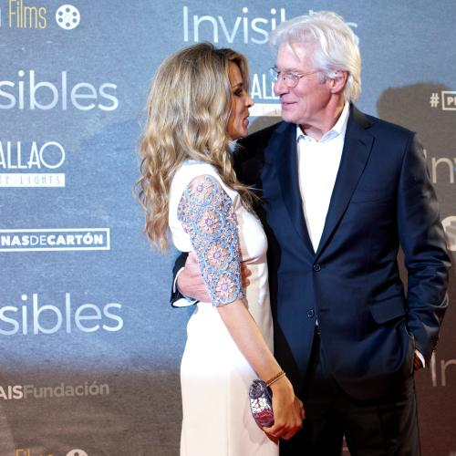 Richard Gere, 68, Reportedly To Become A Dad Again