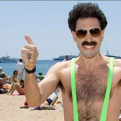 Sacha Baron Cohen's New Show To Premiere This Weekend