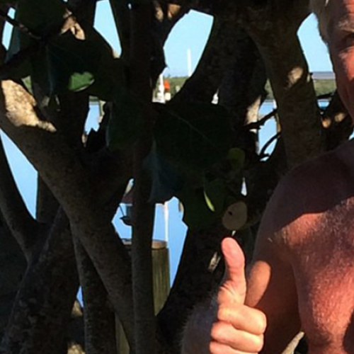 Why 'Nudie Norman', 62, Posed For Espn Photoshoot