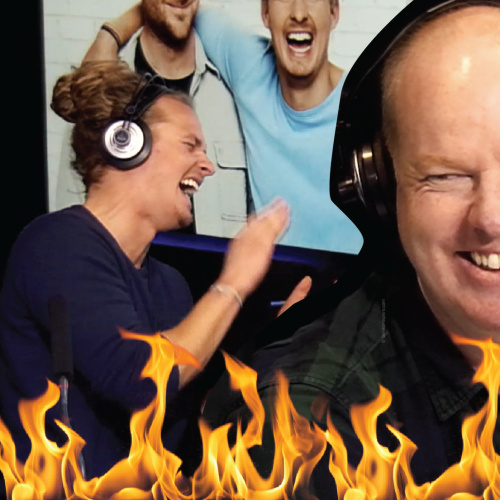 Hard CHAT: Tom Gleeson Goes Full Savage On Will & Woody