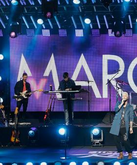 Aussie Singer Announced As Support Act For Maroon Five Tour