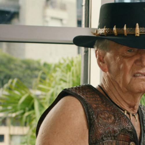 Paul Hogan Set To Return In 'The Very Excellent Mr Dundee'
