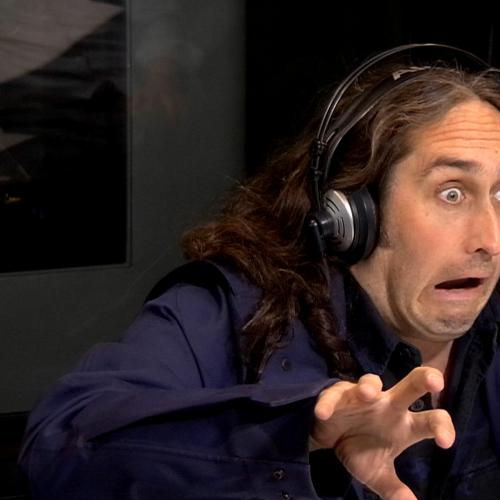 Ross Noble Joins Will & Woody For Bulk Laughs