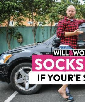 Socks Out if You're Single!