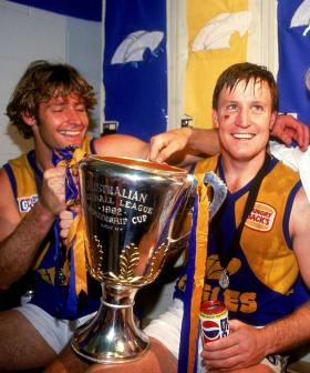 Woosha Recalls West Coast's Early Days As He Prepares To Head Back To Perth