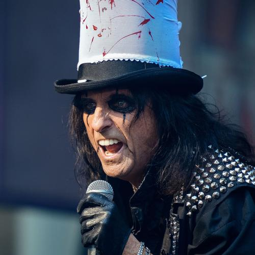 Alice Cooper Is Voicing A Heckin' Disney Character