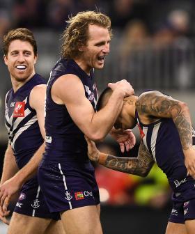 Dockers Beat Swans In Scrappy AFL Thriller