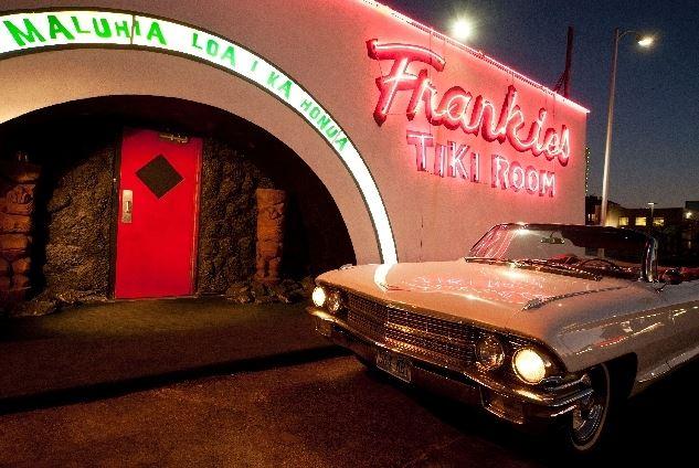 Frankies Tiki Room