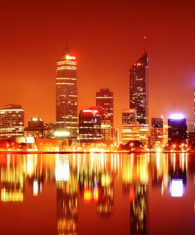 Perth Goes Red-Mad!