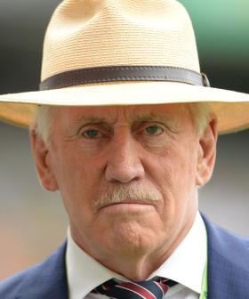 Ian Chappell Reveals Devastating Cancer Diagnosis