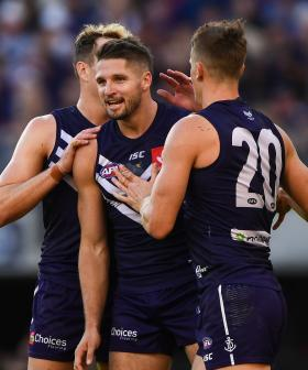 Another AFL Setback For Fremantle Docker Jesse Hogan