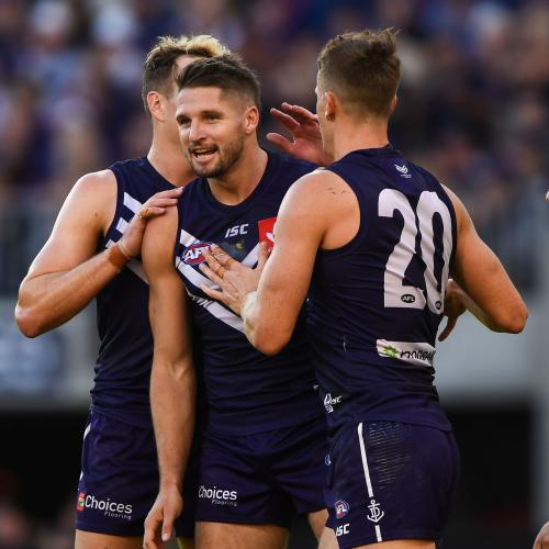 Another AFL Setback For Fremantle Docker Jesse Hogan