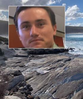 Search Continues For WA Fisherman Who Disappeared Off Rocks