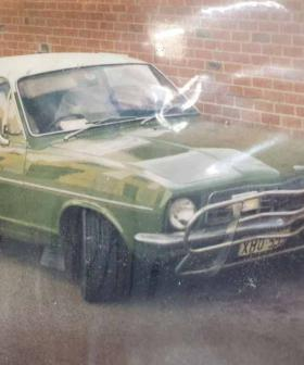 Police Need You To Keep An Eye Out For This Stolen Vintage Torana