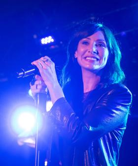 Natalie Imbruglia Reveals She's Pregnant With Her First Child
