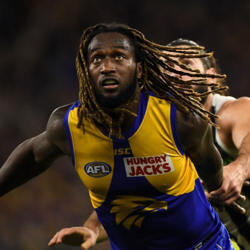Is Eagle Nic Nat Done For The AFL Season?