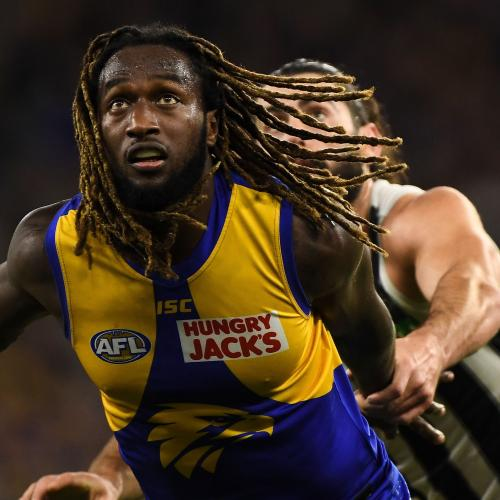 Nic Naitanui Injury Puts Heat On Optus Turf