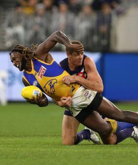 Clock Ticking On Nic Naitanui AFL Season