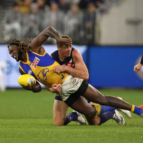 Clock Ticking On Nic Naitanui AFL Season