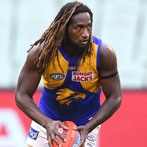 Nic Nat Ruled Out 'Indefinitely' By Eagles