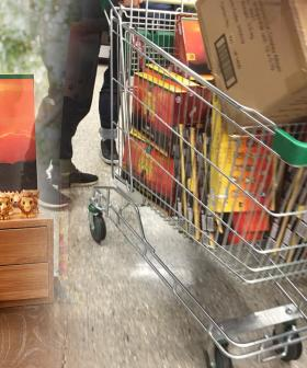 Woolies Customer Slammed For Buying Trolley Full Of Lion King Collectables To 'Scalp Online'