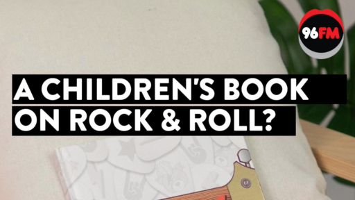 The Rock 'n Roll Children's Book Every Kid Needs