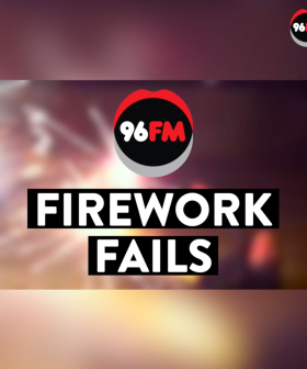 The Best Firework Fails