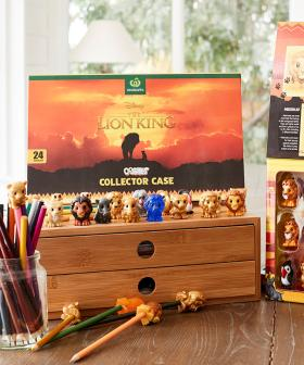 Woolworths Launch 'The Lion King' Limited Edition Collectables