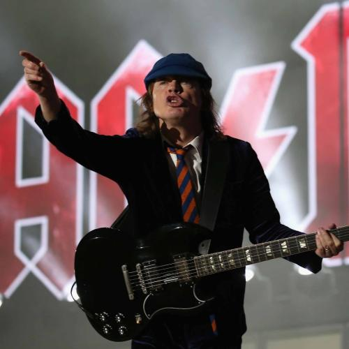 New AC/DC Album To 'Include Tracks By Malcolm Young'