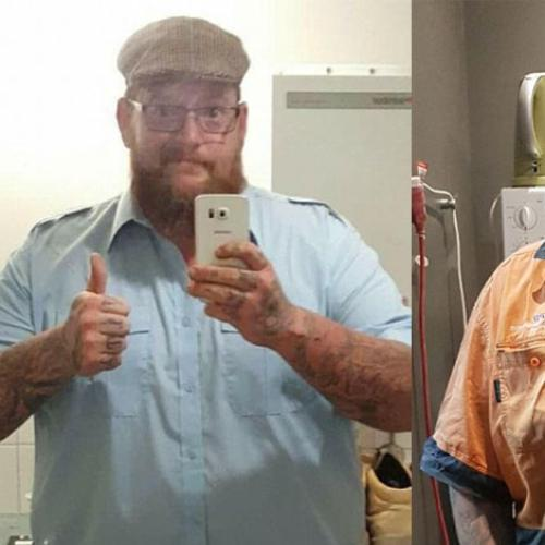 How This Aussie Tradie Lost 30 Kilos In Just Two Months