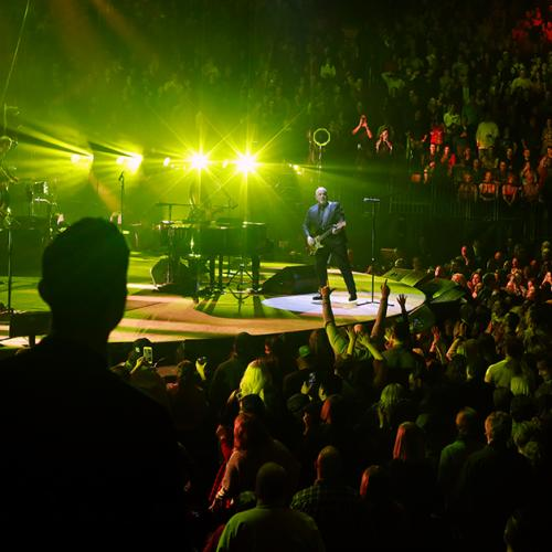 See John Fogerty & Billy Joel Perform Two Ccr Hits In Nyc