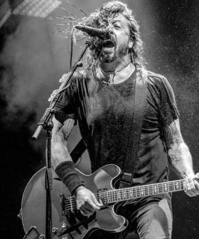 Foo Fighters' Dave Grohl Gets Emotionally Raw In Article On The Power Of Live Music