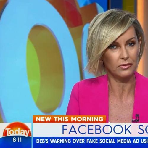 Aussie Tv Host Warns Of Facebook Ad Scam