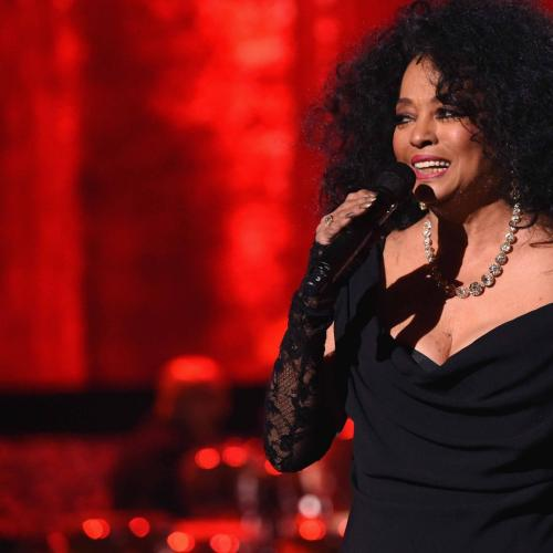 Diana Ross Felt 'Violated' By Airport Customs Pat-Down