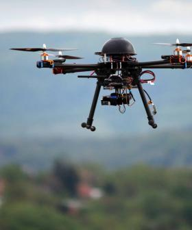 WA Police Will Now Use Drones With Lights & Speakers To Disperse Groups