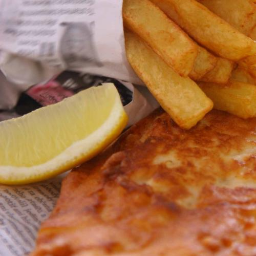 Fish & Chip Shop Cops Heat For Selling Vegan 'Fish' As Fish