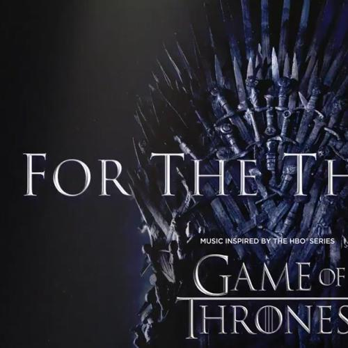 The Official Game Of Thrones Soundtrack Is Coming.