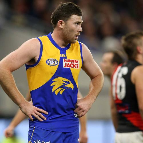 Heel Surgery For West Coast Eagle Jeremy McGovern
