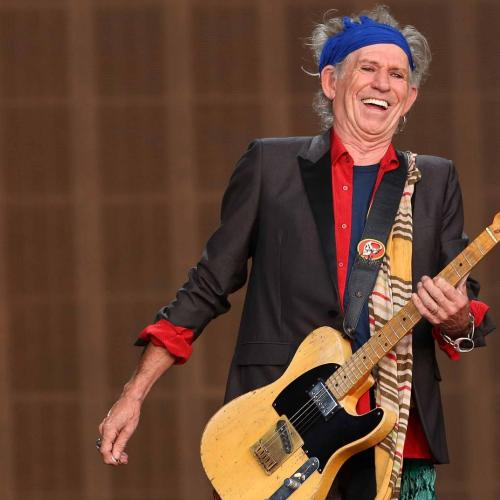 Keith Richards Has 'Pulled The Plug' On Drinking Booze