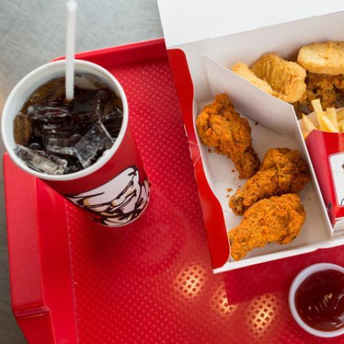 Kfc Is Now Trialling Vegetarian Fried Chicken