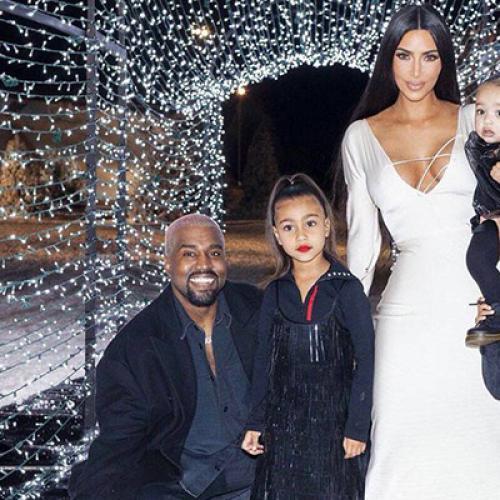 Kim Kardashian And Kanye West's Surrogate In Labor
