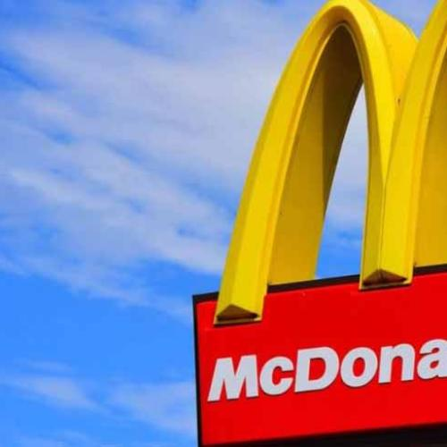 McDonald's Is Trialling A Vegan Version Of One Of Your Faves