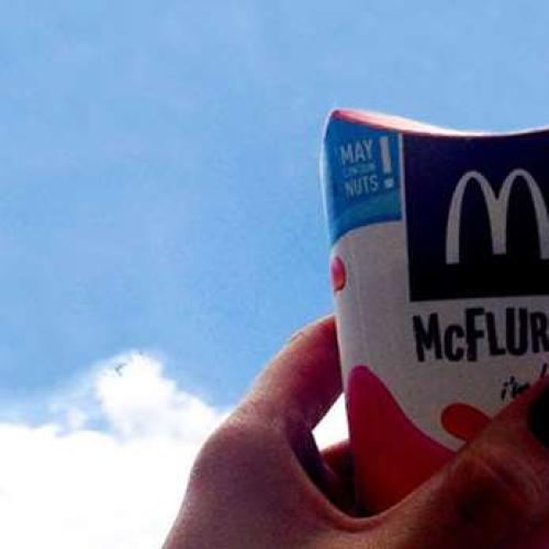 There's A New McFlurry Flavour!