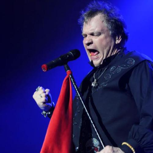 Meat Loaf Will Do Anything For A Tour But He Won't... Sing