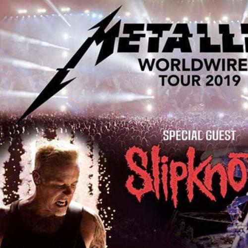Metallica Have Announced Australian Dates On WorldWire Tour