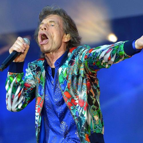 Check Out The New Rolling Stones Track: 'Living In A Ghost Town'