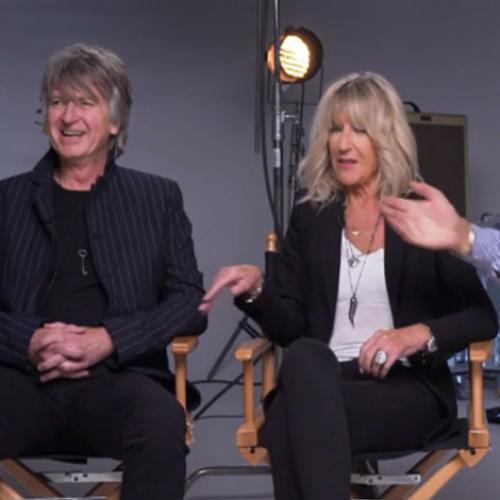 Neil Finn To Make Fleetwood Mac Debut At Las Vegas Festival