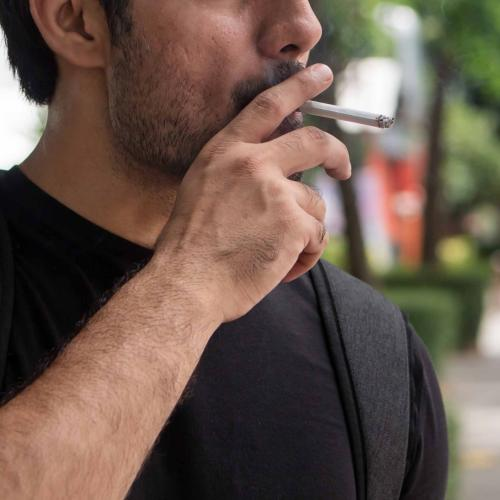 If You're A Smoker, You Could Be More At Risk Of Coronavirus