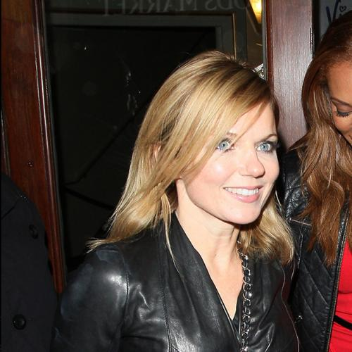 Mel B Reckons She Hooked Up With Geri Halliwell