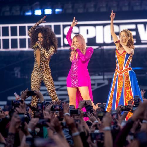 Mel B Confirms Spice Girls Australian Tour